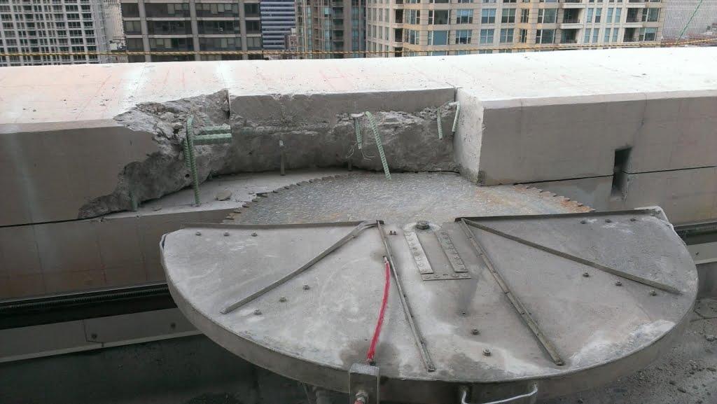 Milwaukee Concrete Cutting Services