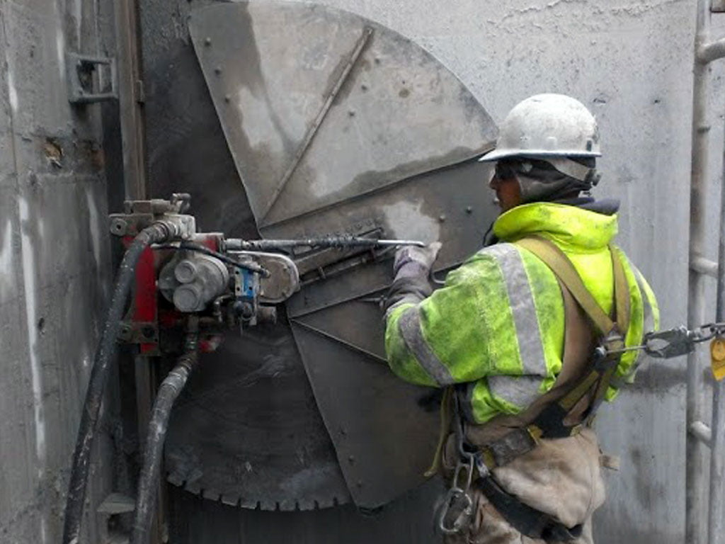 Concrete Drilling Services: Hire a Company that Specializes