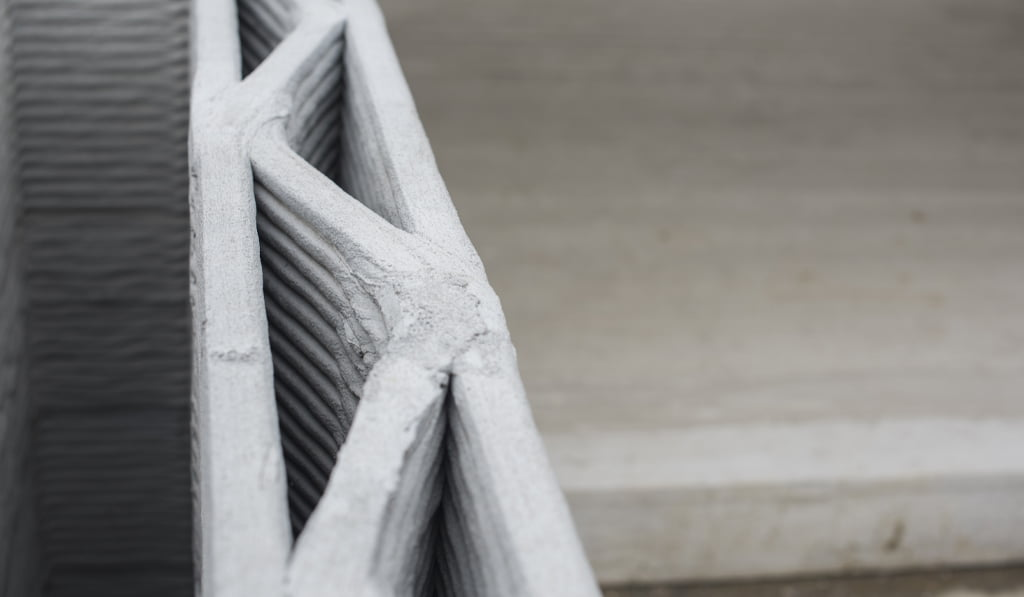 Innovations in the Industry: 3D Concrete Home Printing
