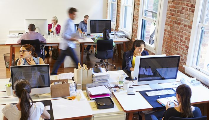 Open office concept is dying