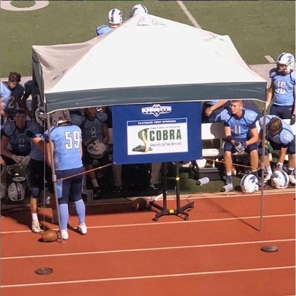 cobra football sponsor